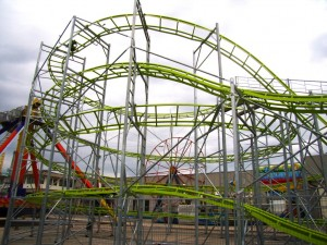 BRAND NEW  –  CYCLON COASTER